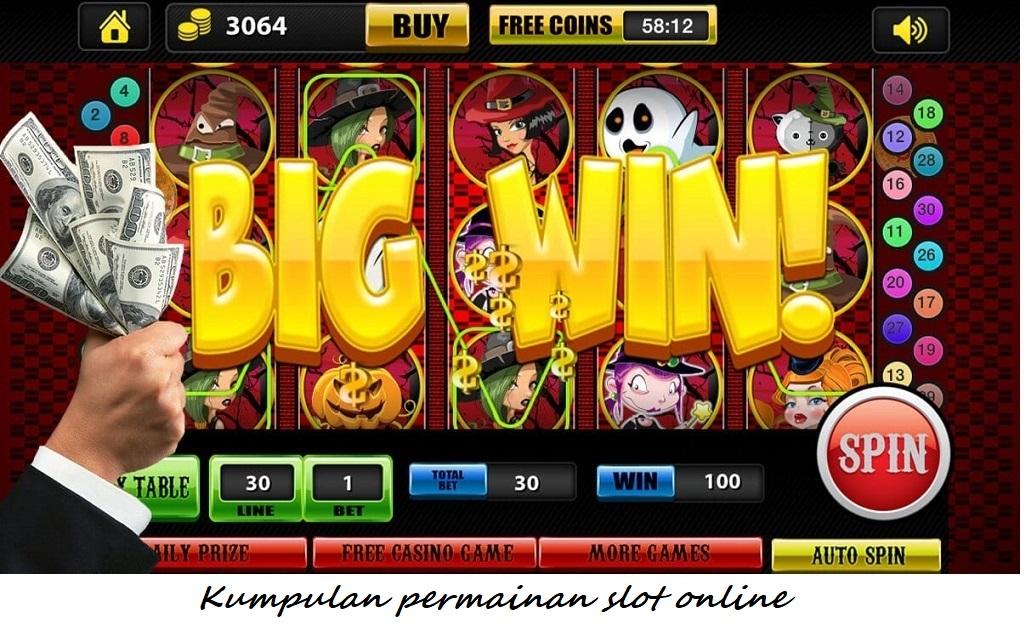 Kumpulan permainan slot online